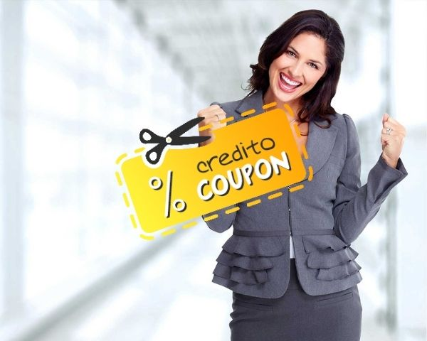 Credito Coupon | Corporate Identity e Portale web