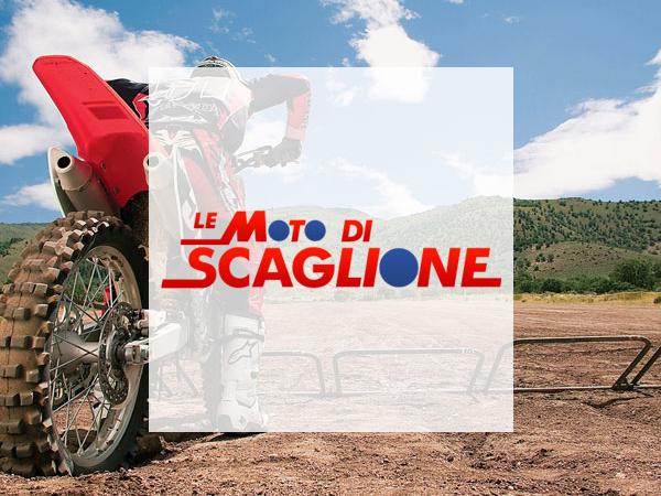 Le moto di Scaglione