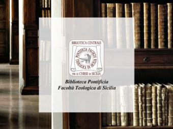 Biblioteca facoltà teologica di Sicilia