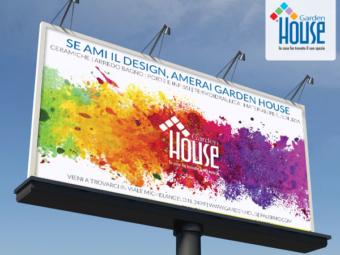GardenHouse – Campagna pubblicitaria