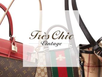 Tres Chic Vintage – Borse usate di lusso