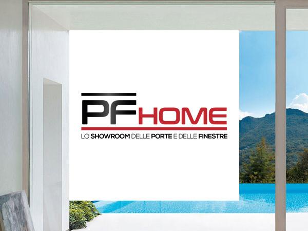 PF Home – sito web con portfolio