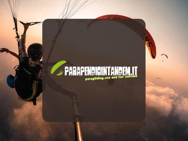 Parapendio in Tandem | eCommerce